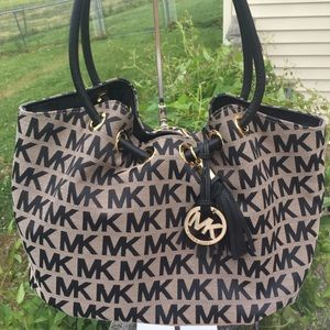 Micheal Kors East/West Ring Tote